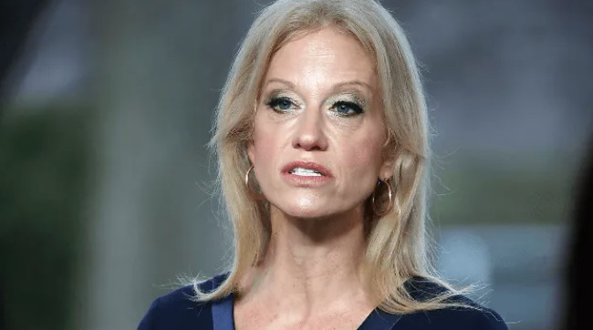 Kellyanne Conway's estranged husband's belongings are being sold on Ebay, daughter says